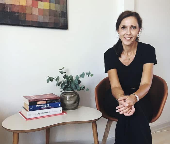 Psykolog Frederiksberg - Lise-Mette Holton - portræt